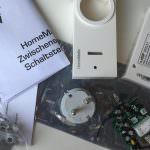 Homematic: Zwischenstecker Bausatz