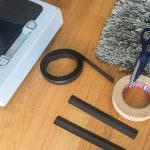 Magnetstreifen für Neato Staubsauger Roboter richtig verlegen
