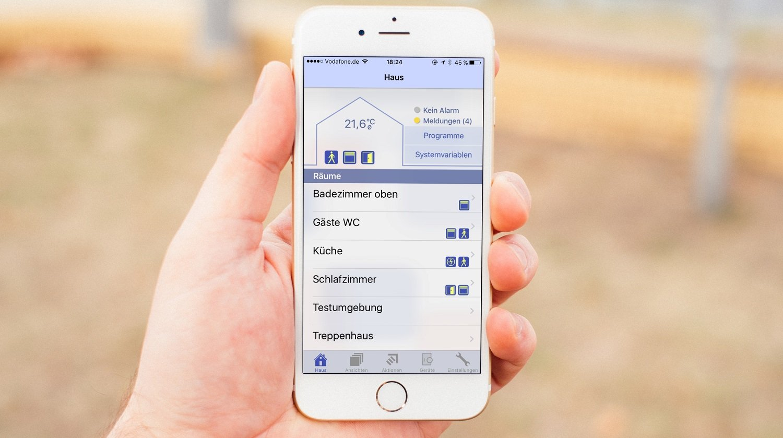 PocketControl - iPhone