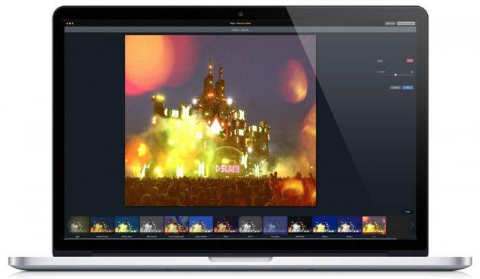Kostenloses Filter-Set für die Mac Fotos-App