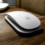 Induktionsladegerät für die Apple Magic Mouse