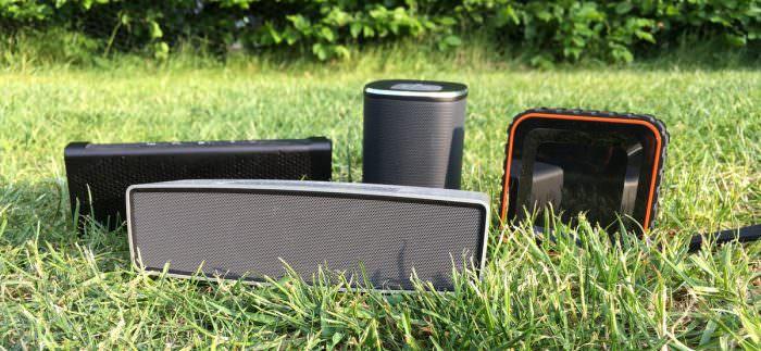 Bluetooth-Boxen im Vergleich