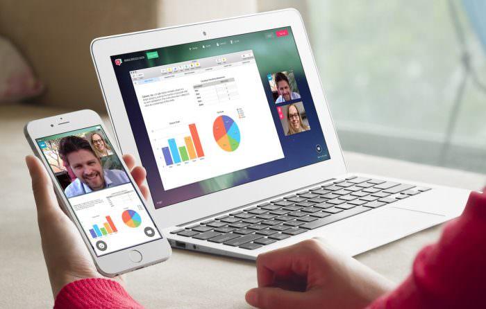 Videochat ohne Account und Login per Browser und App mit Appear.in