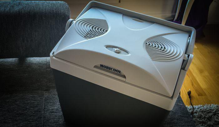 Kühlbox 12V - 230V