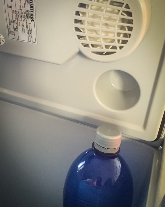 Kühlbox 1,5 l Flasche