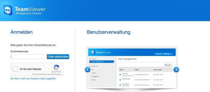 TeamViewer Zwei-Faktor-Authentifizierung aktivieren