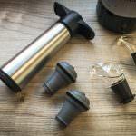 Weihnachtsgeschenk bis 20 Euro: Vakuum Weinverschluss