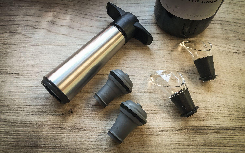 Vakuum-Weinpumpe