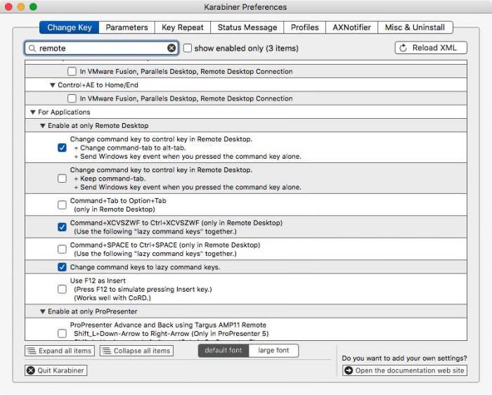 Mac Tastenkürzel mit Microsoft Remote Desktop verwenden