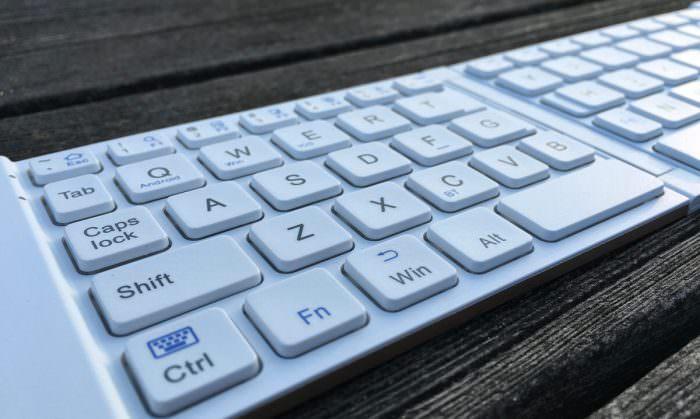 Aventakt-Tastatur - 3