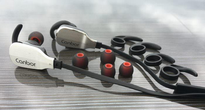 Canbor Bluetooth In Ear Sport Kopfhoerer - 2