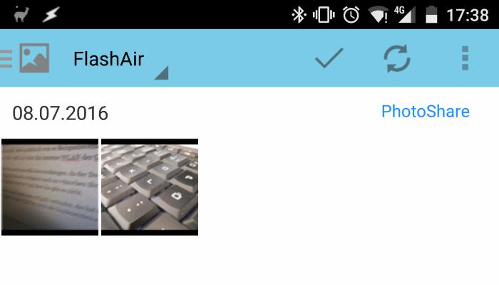 FlashAir-Screenshot