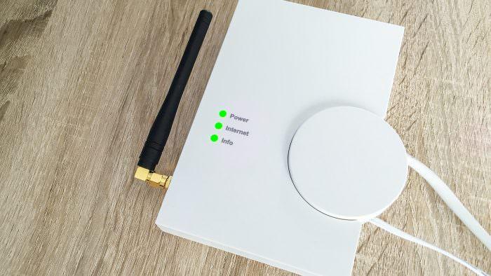 Homematic - CCU2 mit neuer Antenne