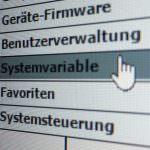 Homematic: Systemvariablen erstellen und nutzen