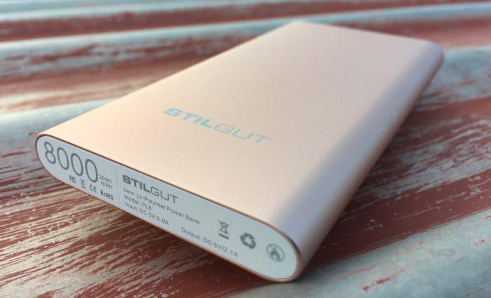 StilGut - Powerbank 8.000mAh UltraSlim