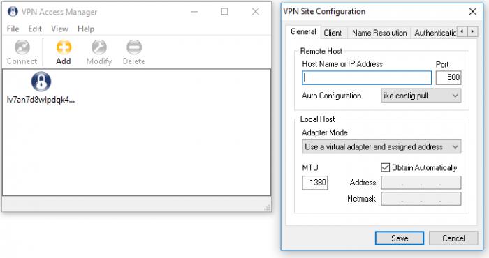 Shrew-VPN