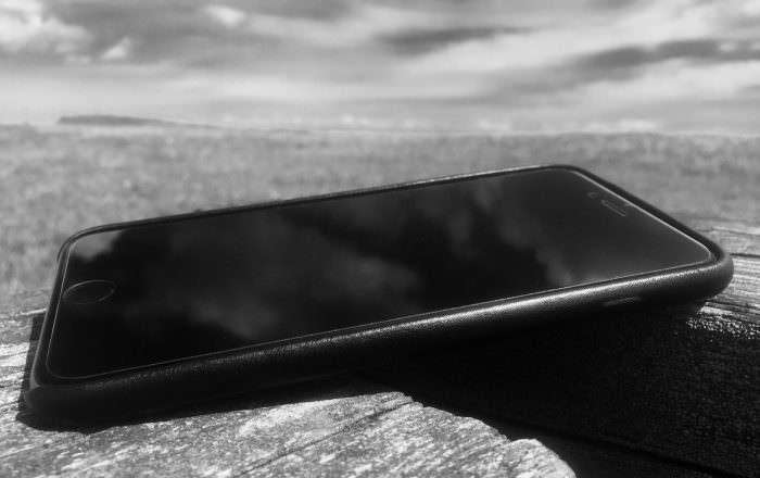 StilGut - iPhone 6s Plus Cover Premium aus Leder