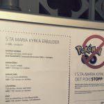 Pokémon GO Verbot in Schwedischer Kirche