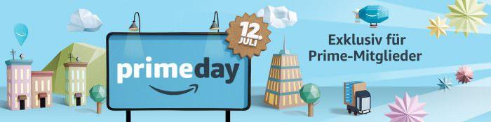 Heute ist Prime-Day