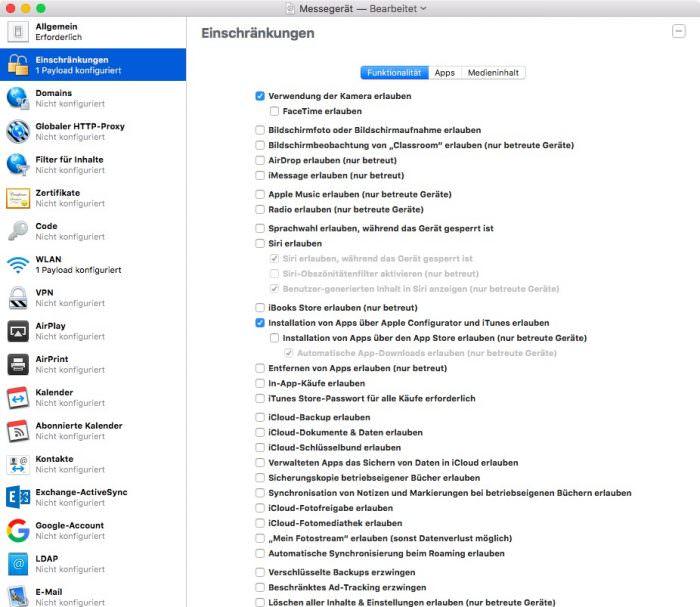 Apple Configurator 2-2