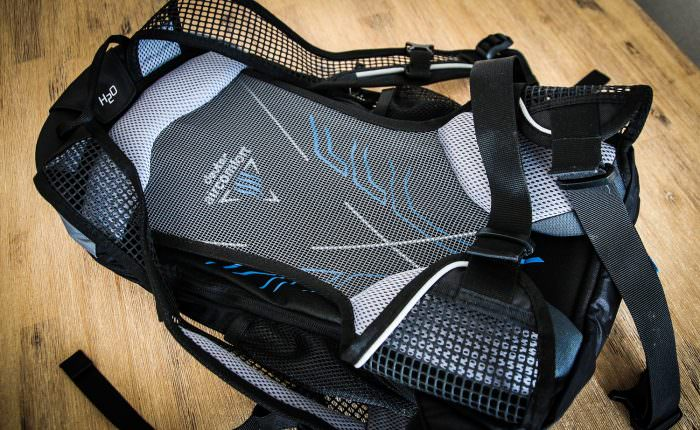 Deuter - Race exp Air Rückseite