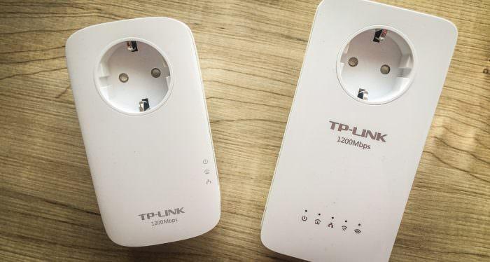 Powerline Netzwerk erweitern inkl 2,4 und 5 GHz WLAN - AC1200