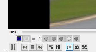 Umschalten VLC
