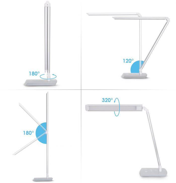 Albrillo Schreibtischlampe3