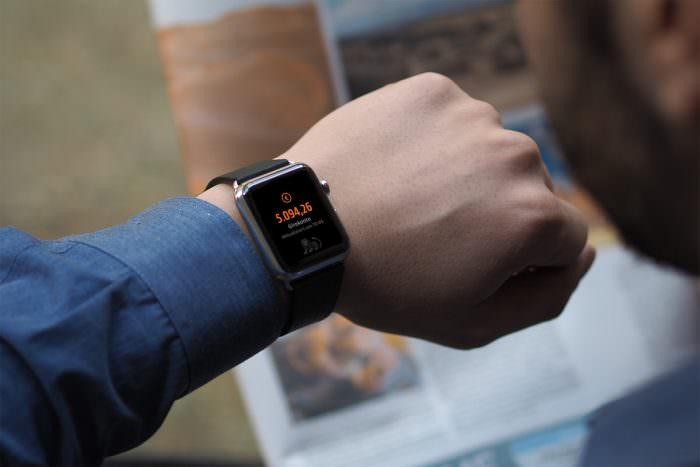 Kontostand der ING-DiBa auf der Apple Watch anzeigen