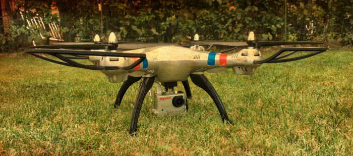 Finde ganz einfach eine Drohne die zu Dir passt