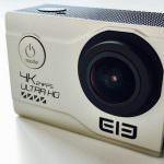 Weihnachtsgeschenk bis 50 Euro: 4K Ultra HD WiFi Action Camera
