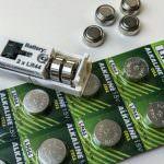 Homematic: Welche Knopfzellen als Ersatz?