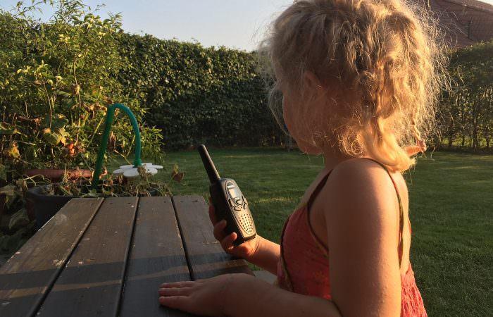 Funkgeräte - Nicht nur für Kinder ein großer Spaß