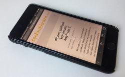 Spigen Hülle fürs iPhone 7 mit Magnet