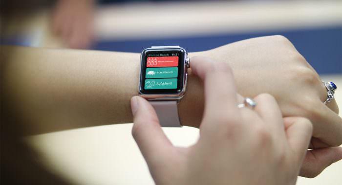 Bring! auf der Apple Watch