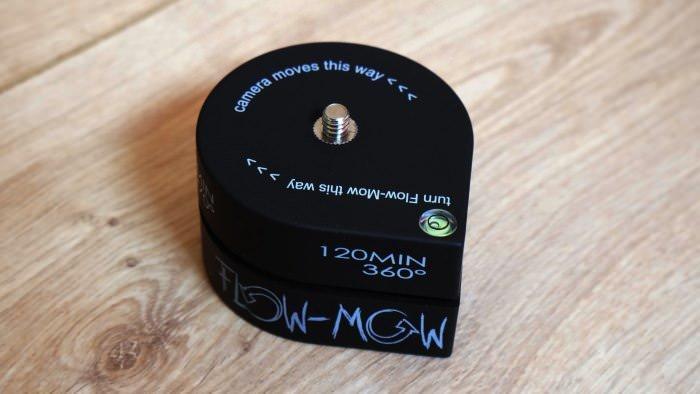 Kostengünstig 360 Grad Zeitraffer Kameraschwenks erstellen