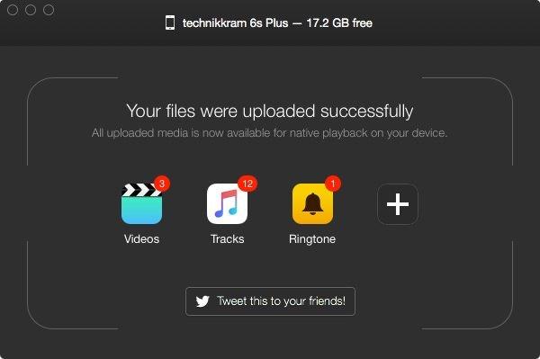 Musik, Filme, und Klingeltöne auch ohne iTunes auf iPhone oder iPad kopieren