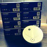 Rauchmelder für die Chuango, ELV und Smanos GSM Alarmanlage