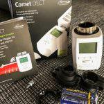 Fritz! Smart Home - Heizungsregler mit DECT von Eurotronic