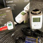 Fritz! Smart Home – Heizungsregler mit DECT von Eurotronic