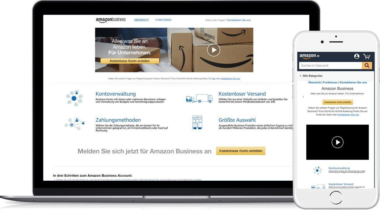 Amazon Mehrere Konten