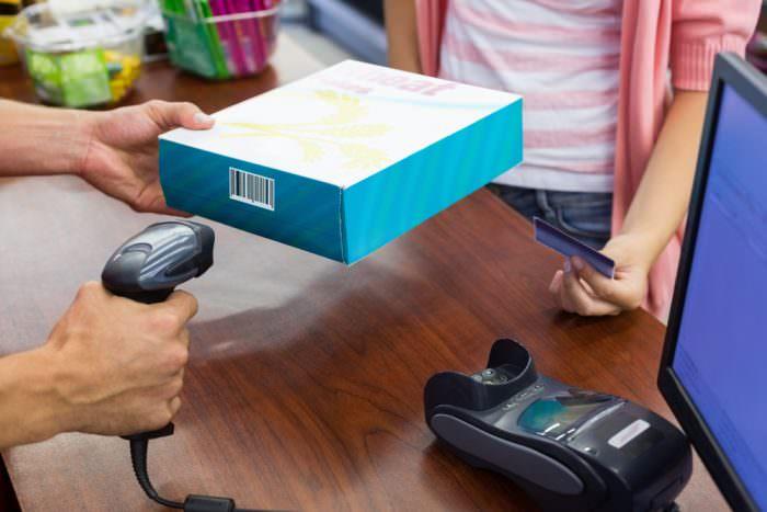 Barcodecanner vereinfachen das Warenhandling
