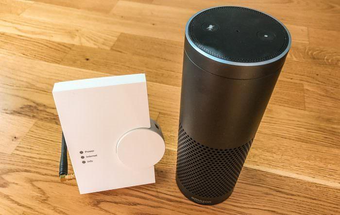 Homematic: Sprachsteuerung über Amazon Echo, Alexa
