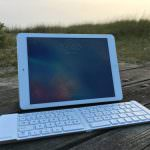 Leichte und faltbare Bluetooth Tastatur