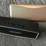 Vergleich KEF Muo und Bose Soundlink mini II