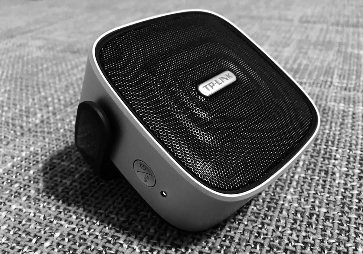 Der Bluetooth Lautsprecher Groovi Ripple