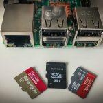 Die richtige SD-Karte für Projekte mit dem Raspberry Pi