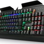 Testbericht aLLreLi Gaming RGB Tastatur K643