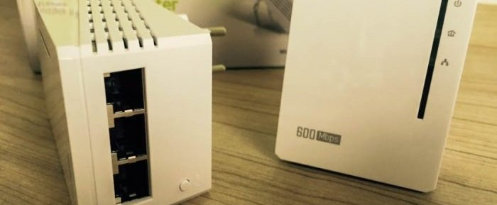 """Powerline-Adapter für die CCU2 und andere """"langsame"""" Geräte"""