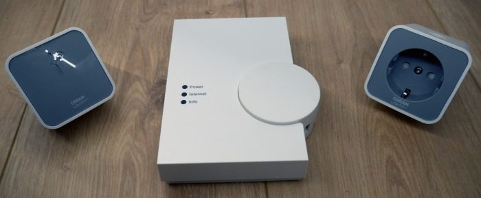 CCU2 MIt Lightify Gateway und Lightify Plug